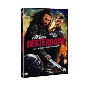 Desterrado - DVD