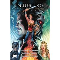Injustice - Gods Among Us - Año Tres - Integral