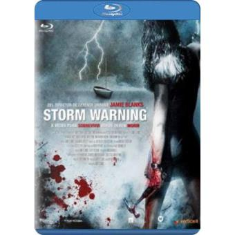 Storm Warning - Blu-Ray