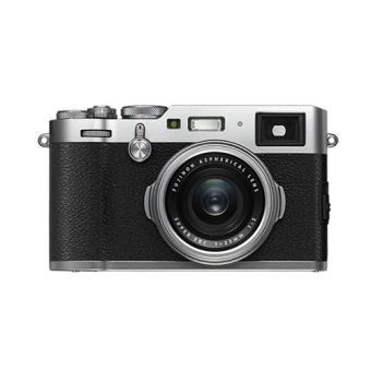 Cámara compacta Fujifilm X100F Plata