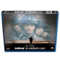 Salvar al soldado Ryan - Blu-Ray Ed Horizontal + Blu-Ray extras