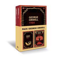 Pack George Orwell - 1984 - Rebelión en la granja