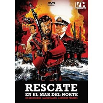 Rescate en el Mar del Norte - DVD