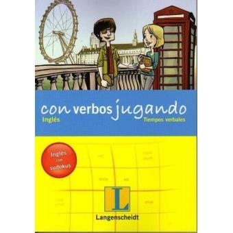 Con verbos jugando. Inglés. Tiempos verbales
