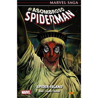 Marvel Saga: El Asombroso Spiderman 34