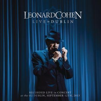 Leonard Cohen - Live In Dublin (Formato Blu-Ray)