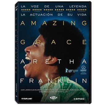 Amazing Grace V.O.S.E. - DVD