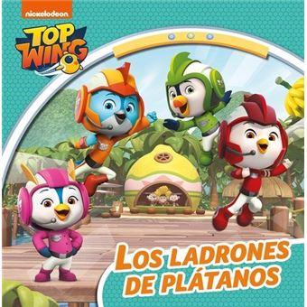 Los ladrones de plátanos (Top Wing)