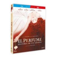 El Perfume. Historia de un asesino - Blu-Ray + DVD