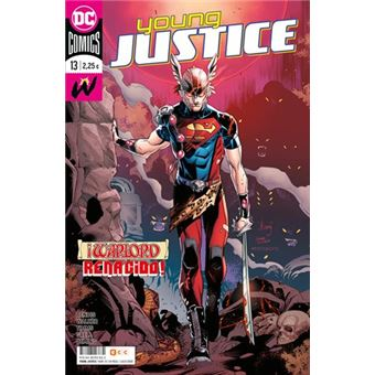 Young Justice núm. 13
