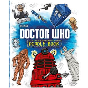 Doctor Who. Doodle Book