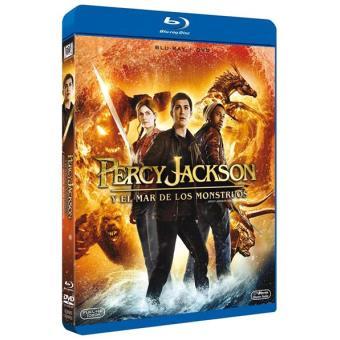Percy Jackson y el mar de los monstruos - Blu-Ray + DVD