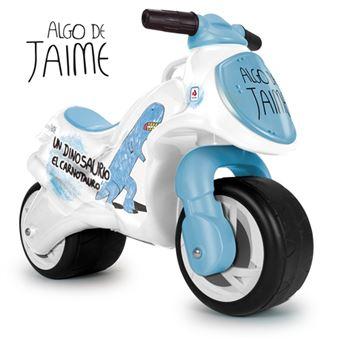 Injusa - Moto corre pasillos Algo de Jaime