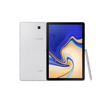 "Samsung Galaxy TAB S4 10,5"" 64GB 4G Plata"
