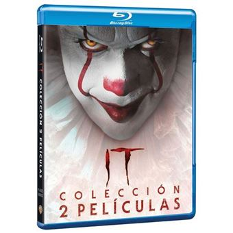 It Capítulo 1-2 - Blu-Ray