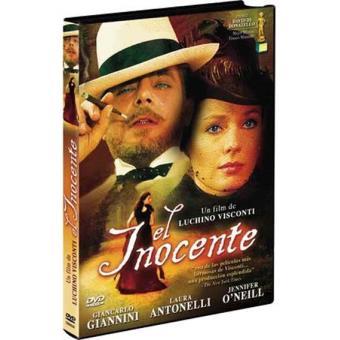 El inocente - DVD