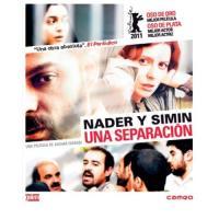 Nader y Simin, una separación - Blu-Ray
