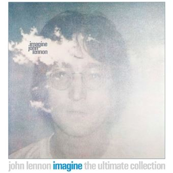 Imagine - The Ultimate Collection - Ed. remasterizada Superdeluxe - 4 CD + 2 Blu-Ray