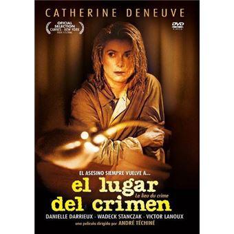 El lugar del crimen - DVD