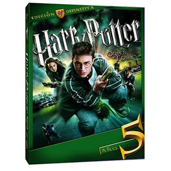 Harry Potter y la Orden del Fénix - DVD + Libreto