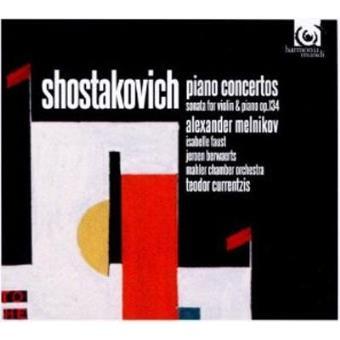 Piano Concertos Nº 1-2