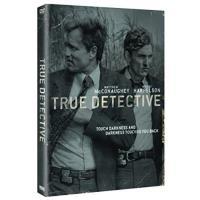 True Detective  Temporada 1 - DVD