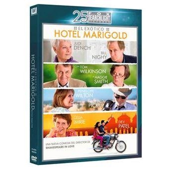 El exótico Hotel Marigold  Ed 25 Aniversario Fox Searchlight - DVD