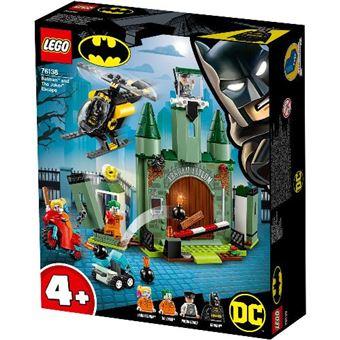 LEGO DC Super Heroes 76138 Batman™ y la Huida del Joker