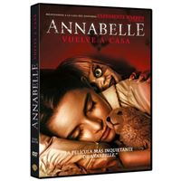 Annabelle vuelve a casa - DVD