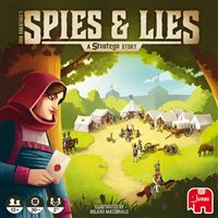 Spies and Lies: A Stratego Story - Juego de tablero
