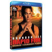 Rapid Fire - Blu-ray