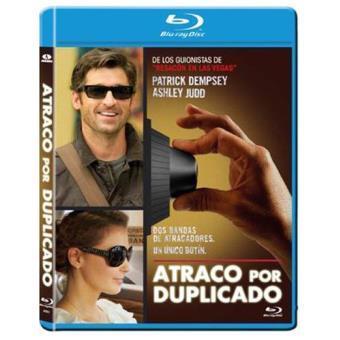 Atraco por duplicado - Blu-Ray