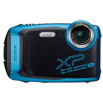 Cámara deportiva Fujifilm XP140 Azul