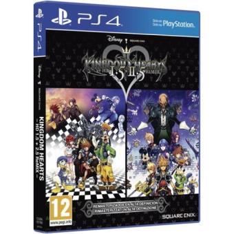 Kingdom Hearts HD 1.5 + Kingdom Hearts 2.5 Remix PS4