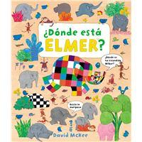 ¿Dónde está Elmer? - Elmer. Álbum ilustrado