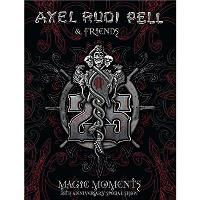 Axel Rudi Pell - Magic Moments: 25th Anniversary Special Show(DVD)