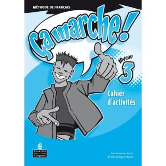 Ça marche ! 3 pack cahier d'activités (français)