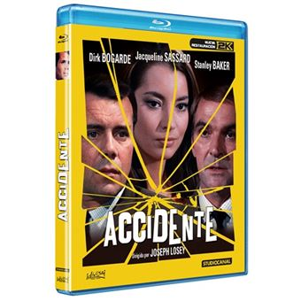 Accidente (1967) - Blu-Ray