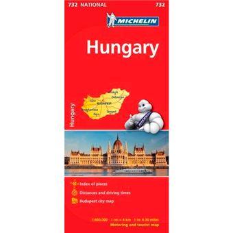 Mapa National - Hungary