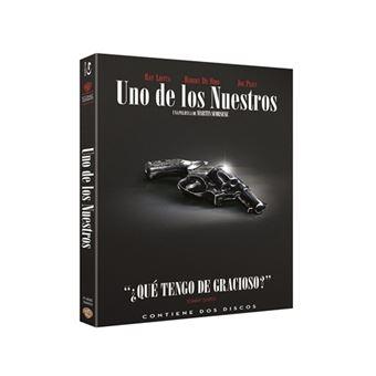 Uno de los nuestros  Ed Iconic - Blu-Ray