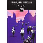Madrid 1921 un dietario