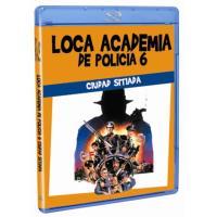 Loca academia de policía 6 - Blu-Ray