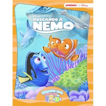 ¡Cuenta con Disney... 1, 2, 3!: Buscando a Nemo
