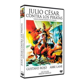 Julio César Contra los Piratas - DVD