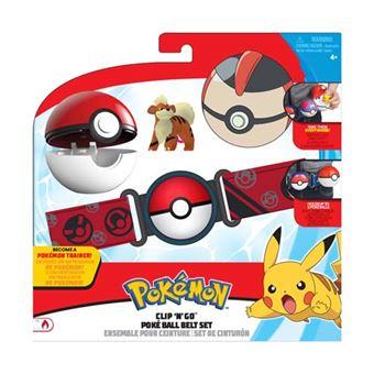 Cinturón ataque Pokémon Bizak- Varios modelos