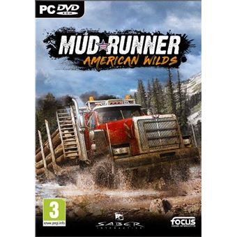 Spintires : MudRunner - American Wilds Edition - PC