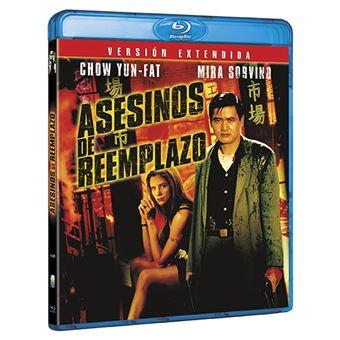 Asesinos de reemplazo - Blu-Ray