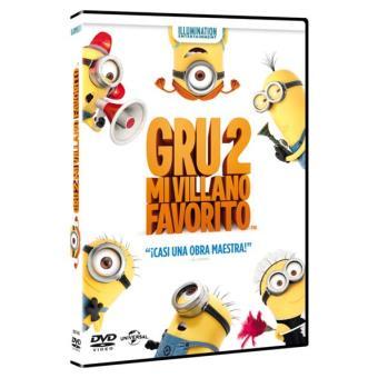 Gru 2, mi villano favorito - DVD