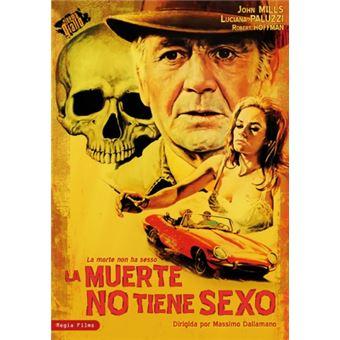 La muerte no tiene sexo - DVD