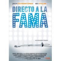 Directo a la fama - DVD
